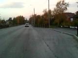 Вечерняя вело прогулка ул. Промышленная