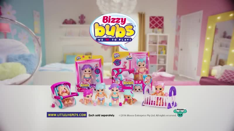 Toyworld NZ - Bizzy Bubs