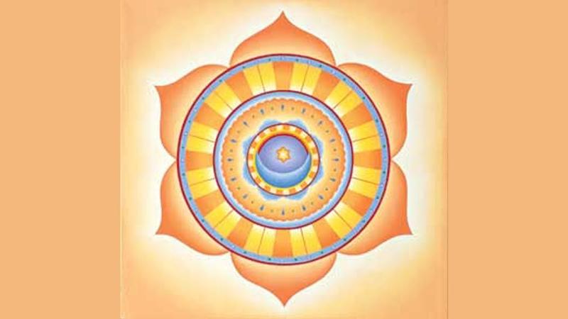 Активация: Вторая (сексуальная) чакра Свадхистана / Swadhisthana chakra