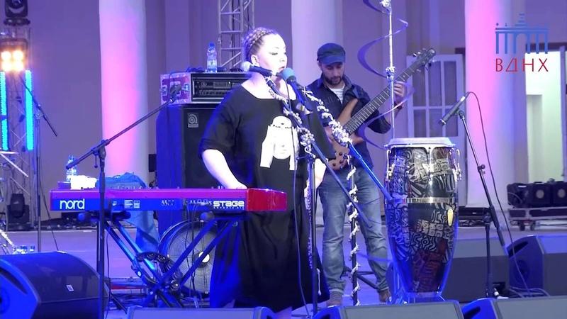Нино Катамадзе   Концерт в Зеленом театре ВДНХ