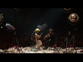 Внезапно - Светлана Сурганова и Диана Арбенина на концерте в Ледовом