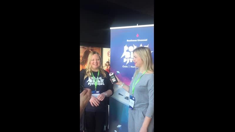 Интервью с идейным вдохновителем Polar Bear Pitching, Mia Kemppaala