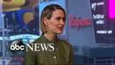Sarah Paulson talks about the pop culture sensation 'Bird Box'
