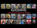 Iron Maiden complete discography on DMS!