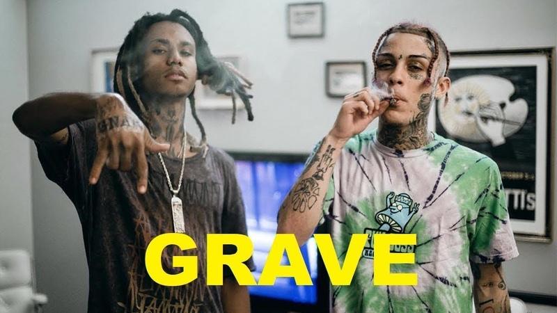 Lil Gnar feat. Lil Skies - Grave | Перевод | RusSub