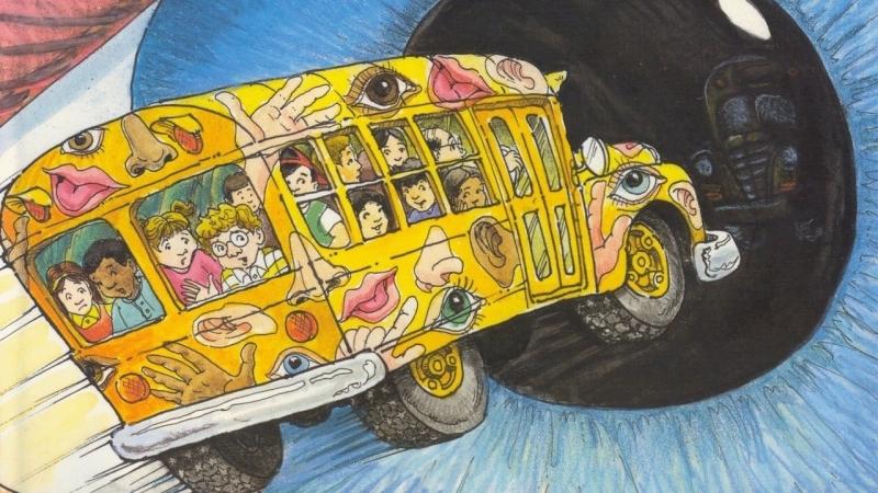 автобус - домохозяйка