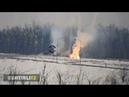Кадры боя на ЯБП Донецк. февраль 2019