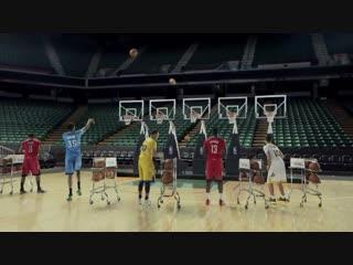 NBA Jingle Hoops Christmas Day Commercial 2013