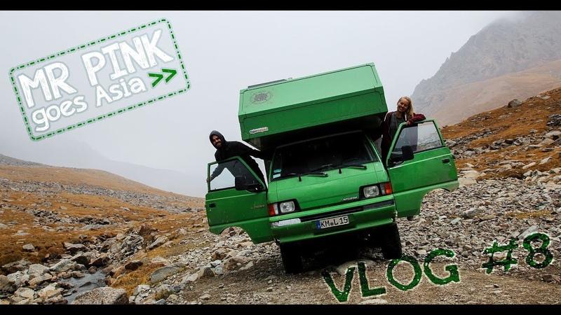 Hoch hinaus in Kirgistan - VLOG 8 - HerrLehmanns-Weltreise.de
