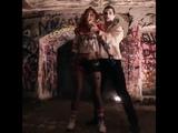 Haley Quinn- Joker cosplay Dance by Purple lamborghini - Skrillex