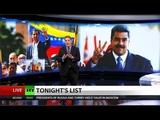 Trump names new Venezuelan President, chaos ensues