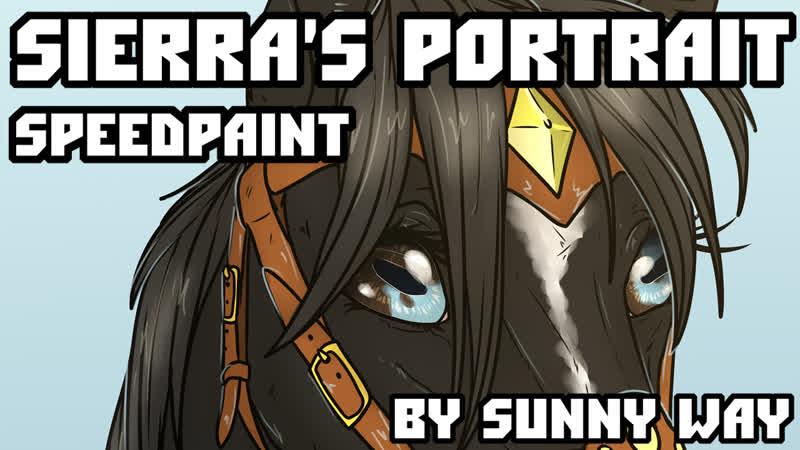 Sierras portrait - Speedpait