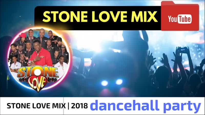 STONE LOVE 2018 KING ADDIES NEW MARKET PARTY MIX POPCAAN, RYGIN KING, VYBZ KARTEL, ALKALINE