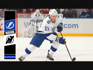 Dave Mishkin calls all 5 Lightning goals from dominant win over Devils