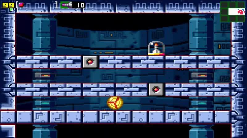 Metroid 2x05 Obteniendo las bombas