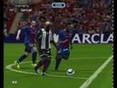 20 тур. La Liga. FC Barcelona - Levante UD 1:3