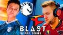 FaZe Clan vs Liquid - BLAST Pro Series - BEST MOMENTS CSGO