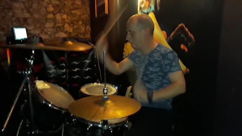 Роман Попович (Доминион) - DRUMCAM