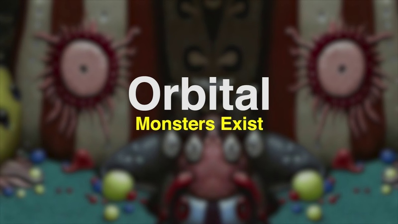 Orbital - Monsters Exist (official audio)