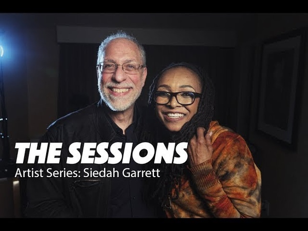 SIEDAH GARRETT - SingerSongwriter (Man in The Mirror, Michael Jackson, Quincy Jones, Madonna)