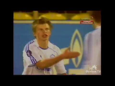 Зенит 3-0 Стандард. 3-й отборочный раунд Кубка УЕФА 2007/08. Обзор первого матча