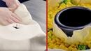 Кидаем овощи в форму для кекса Как просто и оригинально