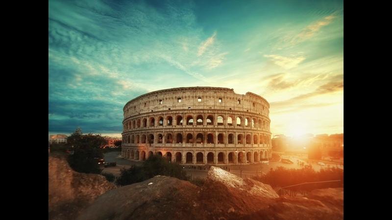 HYMNE A ROME - COMPOSITION DE CHEYENNE-MARIE CARRON