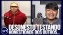 Gerson Albuquerque é acusado de postar pegadinha FAKE testando a honestidade das pessoas. Entenda!