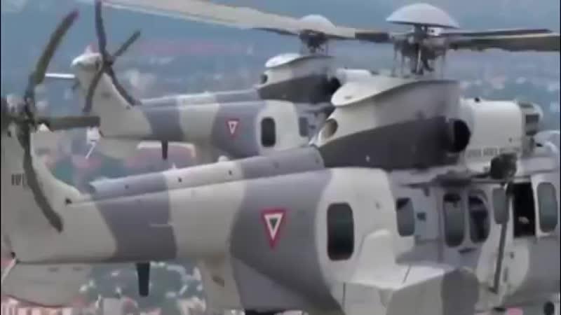 CJNG usó lanzacohetes para derribar helicóptero militar.mp4