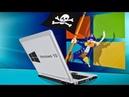 Стрим. Чем отличается лицензионная Windows от пиратской.