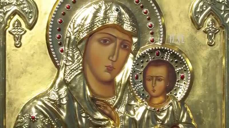 15 ноября. Шуйская-Смоленская икона Божией Матери (1654-1655). Семиречье, 2018