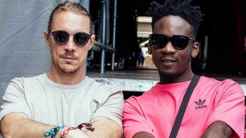 Mr Eazi - Open Close (feat. Diplo) (Official Audio)