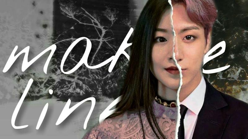 Maknae line • Idol [BTS (G)I-DLE FMV] shukook