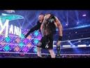Brock Lesnar vs Roman Reigns WM 34 Highlights ᴴᴰ