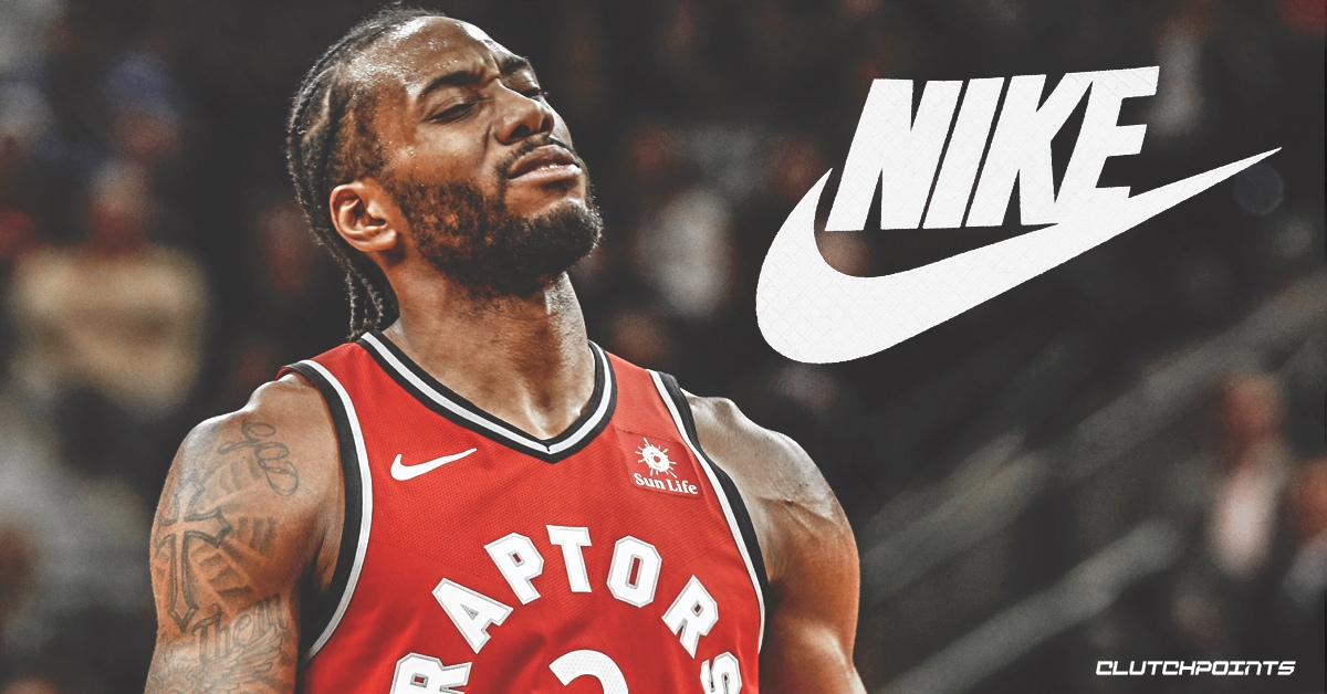 Кавай Ленард подал в суд на Nike из-за своего логотипа