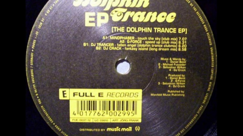 Dj Trancer - Fallen Angel (Dolphin Trance Club Mix)