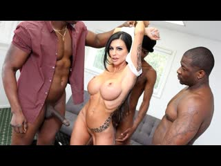 Melissa lynn 3 bbc on 1 girl