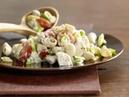 Итальянский салат с макаронами. Салат с макаронами и курицей.
