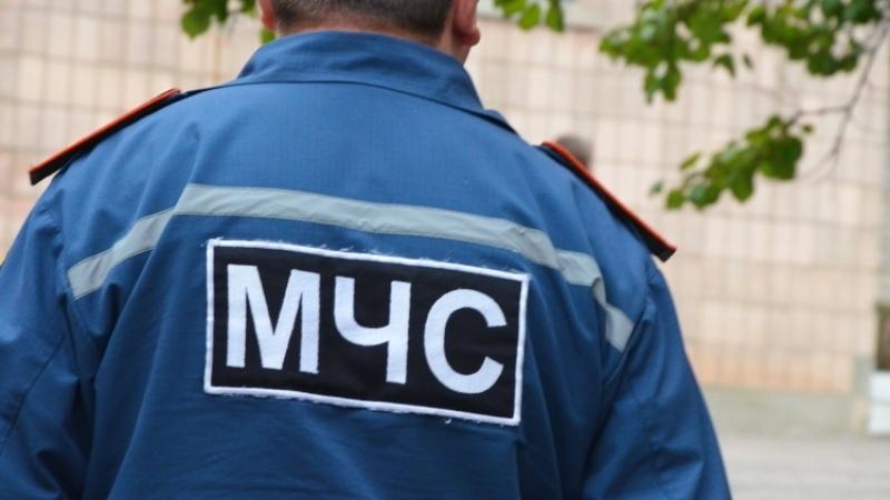 МЧС заявило о взрыве в центре города Антрацита