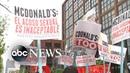 McDonald's faces more than 2 dozen sexual harassment complaints lawsuits