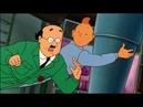 Les aventures de Tintin  ep 15 On a marche sur la lune