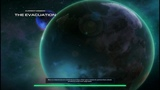 StarCraft 2 Wings of Liberty - The Evacuation (Level 11)