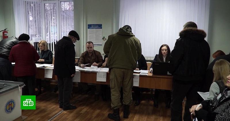 Социалисты лидируют на выборах в Молдавии после обработки 95% протоколов