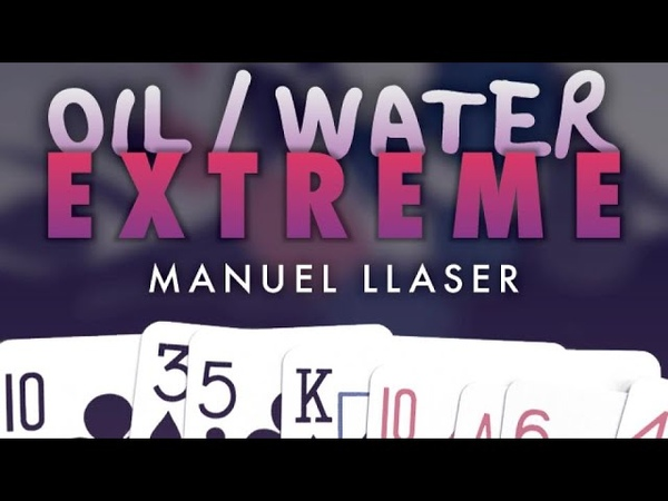 Oil and Water Extreme by Manuel Llaser