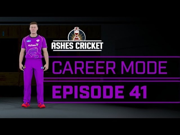 ASHES CRICKET | CAREER MODE 42 | DRS DRAMA
