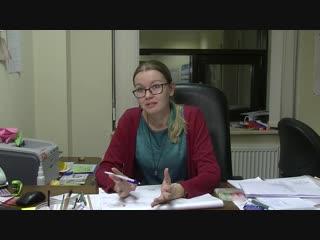 По-соседски. Алина Анварова и Молодежно-детское объединение