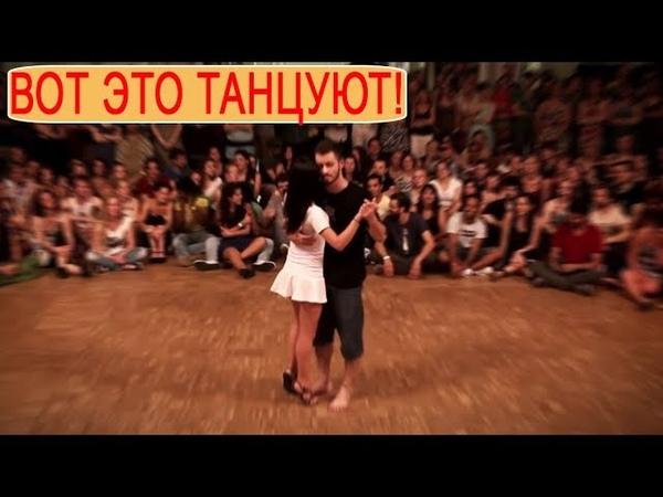 Нашумевший хит ДЕВОЧКА В ПЛАТЬЕ ИЗ СИТЦА - Вот так надо танцевать