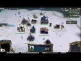 Majesty 2 Cold Sunrise Прохождение Тройная угроза Сложность - героическая MADSTV.RU