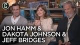 Jon Hamm, Dakota Johnson and Jeff Bridges on Bad Times at the El Royale Incredible Tracking Shot