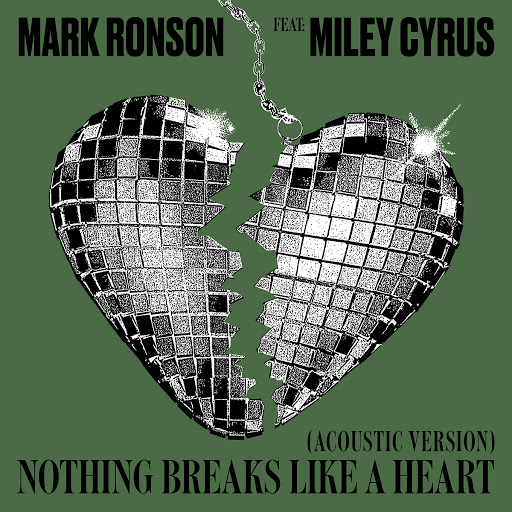 Mark Ronson альбом Nothing Breaks Like a Heart (Acoustic Version)